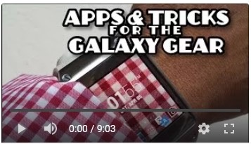 Smartwatch Video